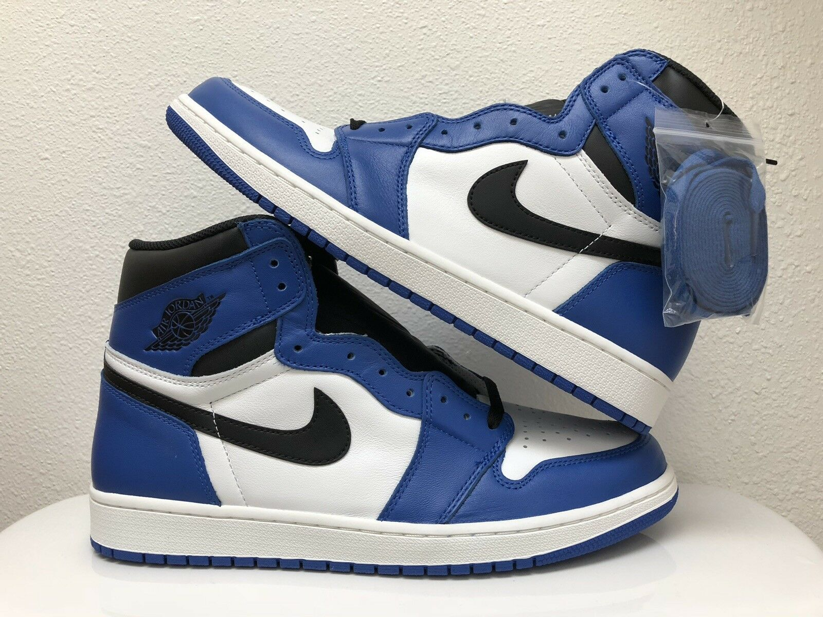 Nike Air Jordan 1 I Retro Game Royal Brand New Men's Size 12 Dead Stock Ds