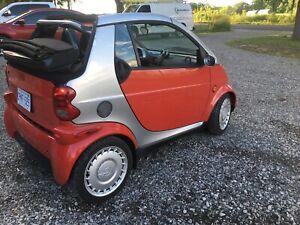 2006 Smart Car fortwo Convertible