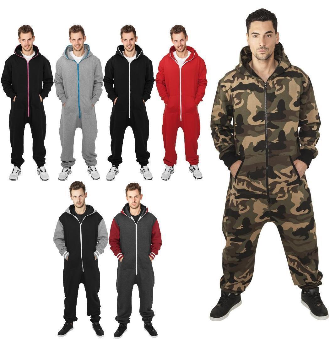 Urban Classics TB277 TB581 TB629 Jogging Suit Bodysuit New Style 2020