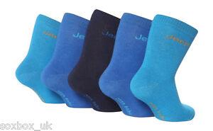 5-Pairs-Boys-Baby-Jeep-Plain-Blue-Ankle-socks-JBB007-size-0-2-Uk-Newborn-18-Eur