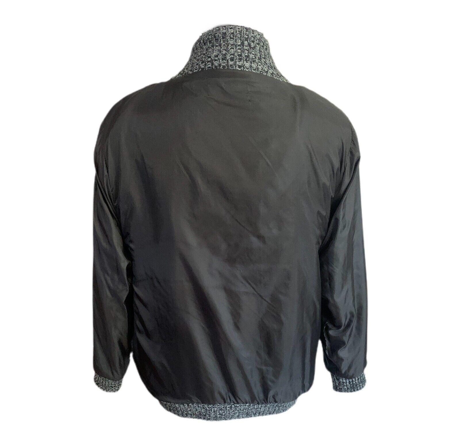 Chimayo Knit Sweater Jacket 80s Vintage Jacket Bo… - image 8