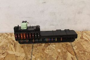 L0380 2004-2007 BMW 5 Series Front Fuse Box Relay 530i ...