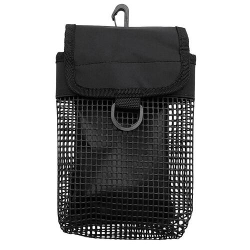 Tauchen Tauchen SMB Reel Oberfläche Marker Boje Float Mesh Gear Bag