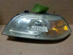 DRIVER-LEFT-HALOGEN-OEM-ACURA-MDX-04-06-HEADLIGHT-LAMP-ASSEMBLY-N0968-A-GRADE