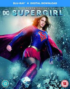 Supergirl Stagione 2 Blu-Ray Nuovo (1000637456)