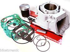 Aprilia RS125 RS 125 Rotax 122 New Mitaka Barrel / Cylinder Kit - WOSSNER PISTON