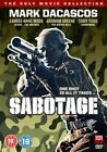 Sabotage 5037899059586 With Carrie-anne Moss DVD Region 2 &h