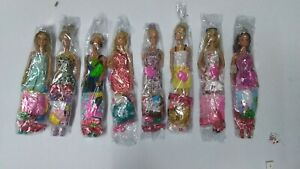 BARBIE-DOLLS-MIXED-LOT-USED