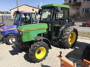 john deere 5300 n allrad traktor gebraucht ebay