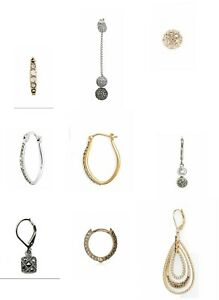 Judith-Jack-Mismatched-SINGLE-Earrings-Stud-Drop