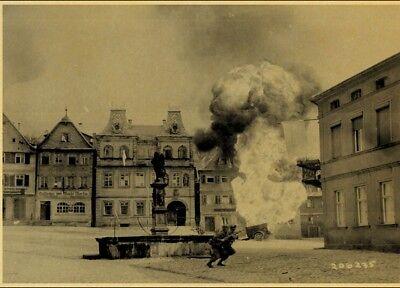 Poster Affiche 2e Guerre Mondiale Ww2 Gi Americain France 44x31cm Kraft Un Rimedio Sovranazionale Indispensabile Per La Casa