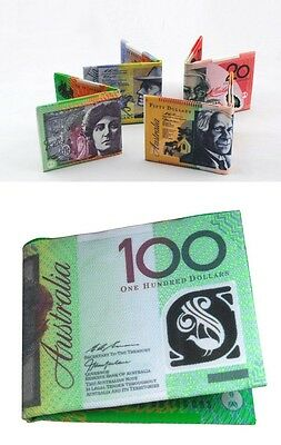 1 x money wallet mens womens ladies currency note dollar canvas purse gift new