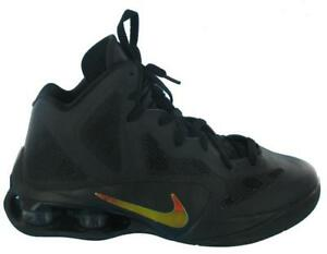 Negro Raro para 9 Nike caja tamaño 2011 deporte en Hyperfuse hombre dorado de Zoom Zapatillas PqPHr