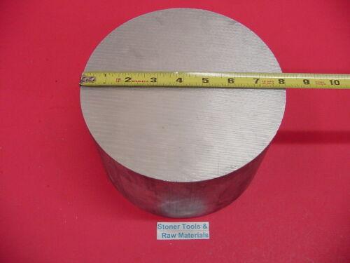 "8/"" ALUMINUM 6061 ROUND ROD 6/"" LONG T6511 8.0/"" Diameter Solid Lathe Bar Stock"