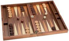Backgammon Milos Geschenk Idee medium 1163 von Philos mit Gravur