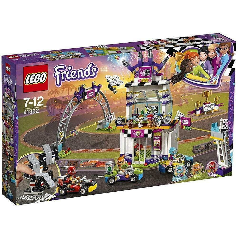 Lego 41352 The Great Race to go-kart-Friends 7-12  PZ 648  meilleure vente
