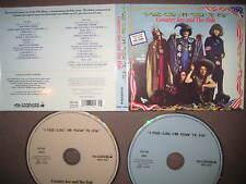 2 CDs I-Feel-Like-I'm-Fixin'-To-Die Country Joe And The Fish CD --- Jimi Hendrix