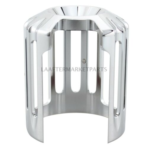 Aluminum CNC Oil Filter Cover Cap Trim For Harley Touring Street Electra Glide