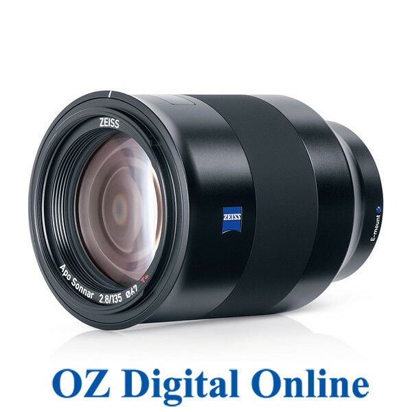 NEW Carl Zeiss Batis 135mm F2.8 for Sony E mount Lens 1 Year Aust Wty