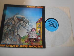 LP Polit Fred Ape - Im Laufe der Woche (8 Song) FALKENSCHEIBEN