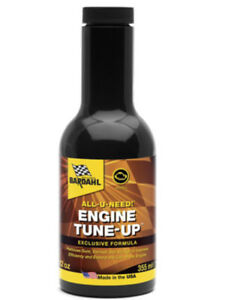 Bardahl Bardhal ENGINE TUNE-UP AND FLUSH 355ML TRATTAMENTO PULIZIA MOTORE