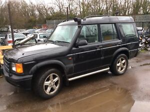 LANDROVER-DISCOVERY-2-TD5-4X4-AUTO-COMPLETE-REAR-AXLE-98-2004