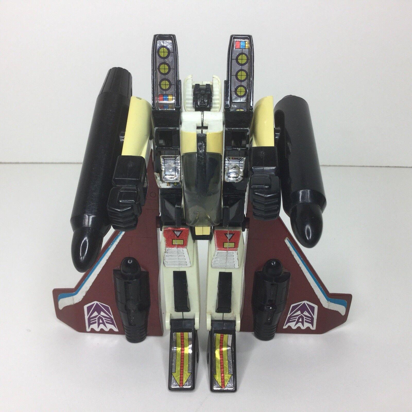 Hasbro Vintage G1 Transformers Conehead Ramjet Action Figure Figure Figure Complete Decepticon 6cac95