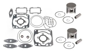 Arctic-Cat-Crossfire-1000-Top-End-Rebuild-Kit-SPI-Pistons-Bearings-Gaskets-Std