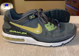 Details about Nike Men's Air Max Wright GreenArmy Green Training Shoes 317551 083 Size 10