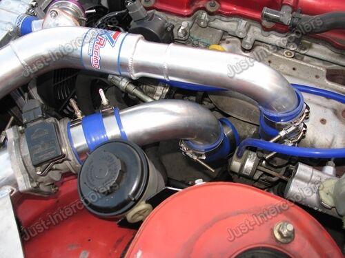 Turbo Intake Piping Kit For 89-99 Nissan 240SX S13 S14 SR20DET 10 HP Gain