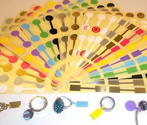 GüNstig Einkaufen Schmuck Displayständer Preisaufkleber Etiketten Hanteln Schmuckherstellung Set So Effektiv Wie Eine Fee