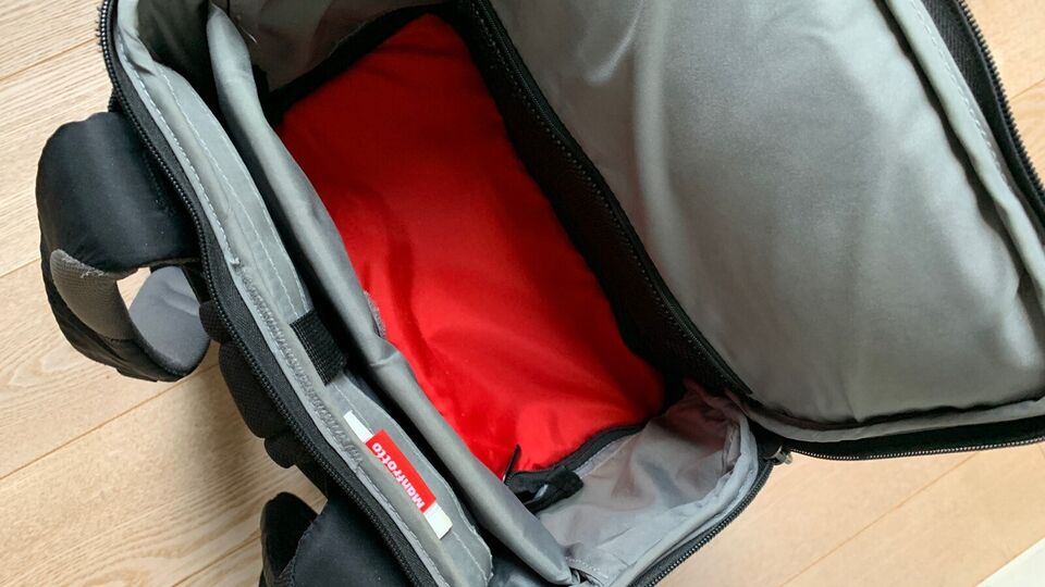 Kamerataske, Manfrotto, Tri backpack