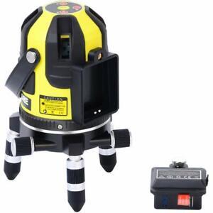 Firecore Professional Lignes Et Plumb Laser Fir411g Avec Récepteur Valise-afficher Le Titre D'origine GuéRir La Toux Et Faciliter L'Expectoration Et Soulager L'Enrouement