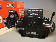 LIONEL ZW-L ADVANCED TRANSFORMER train power pack o gauge 620 WATT 6-37921 NEW