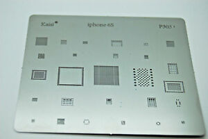 iPhone-6S-BGA-Gabarit-Modele-Gabarit-de-Chaleur-Directe-Reball-ic-Chip