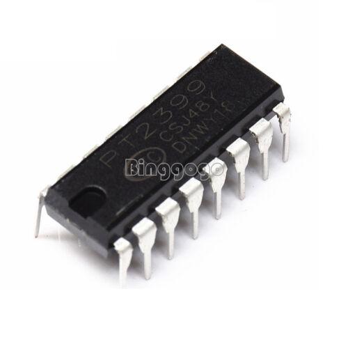 5PCS PT2399 2399 Echo Audio Processor Guitar DIP-16 IC