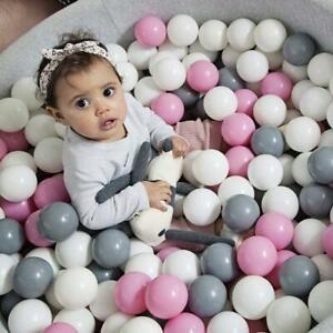50-100pcs-Ball-Pit-Baelle-Spiel-Kinder-Kunststoff-Baby-Ocean-Plueschtier-Bunt