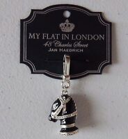 Brighton Canterbury Horse My Flat In London Silver Charm J98732