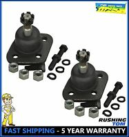 Ford Pinto Torino Lincoln Mark Mercury (2) Front Upper Ball Joints