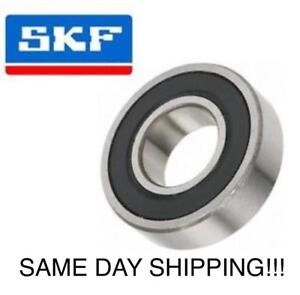 1 pcs SKF 6304-2RS Brand rubber seals ball bearing Made in France 6304-2rs new