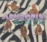 Aphrodisi - Sunshine ♫ Maxi-Single-CD von 1996 ♫