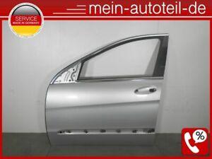 Mercedes-W251-KOMPLETTE-Tuer-VL-775-Iridiumsilber-2517200905-2517200105-A25172-D