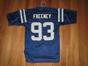 Details about Indianapolis Colts Dwight Freeney NFL JERSEY Men's Small **NEW**