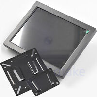 10 Inch 1024x768 Color Lcd Monitor Vga Rca Hdmi Video Screen Wall Mount Stand