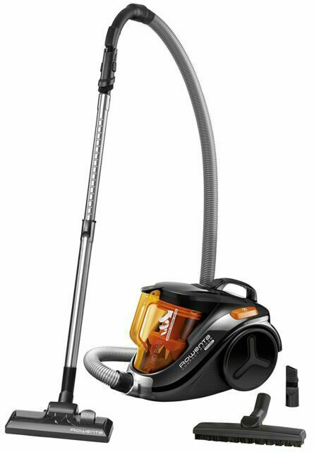 Rowenta Compact Power Cyclonic Ro3753 Vacuum Cleaner System Cyclone Advanced For Sale Online Ebay