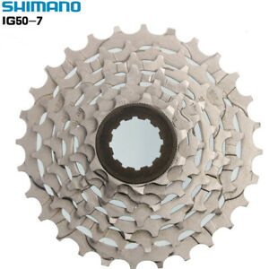 Shimano-Altus-IG50-7-Speed-Mountain-Bike-Bicycle-Cassette-11-28T-US-New
