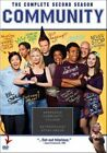 Community Complete Second Season 2 R2 DVD Jeff Winger Chevy Chase Britta