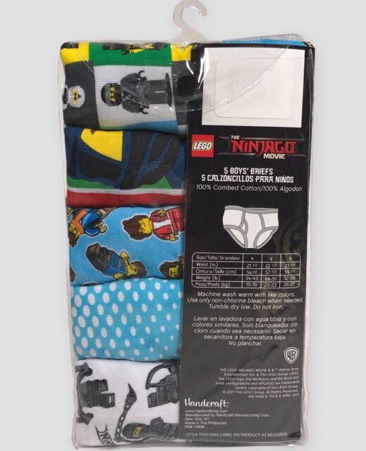 pack of 3 Lego Boys Cm Ninjago Calf Socks