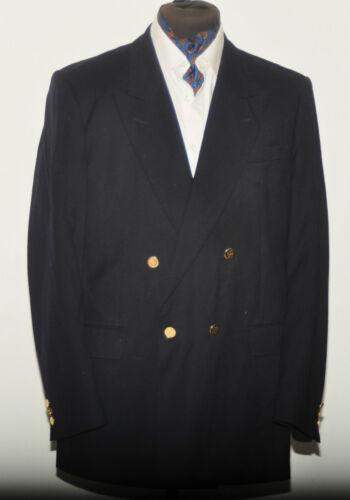 Daks Daks lana Wool in Squadron blazer classica Blazer Jacket 40 Squadron Classic 40 Giacca fTqfwr