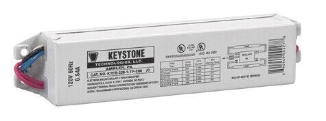 does some T8 /& T12 Keystone KTEB-220-1-TP-EMI Electronic Ballast